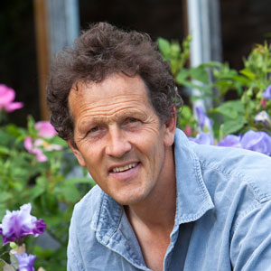 Celebrities at southport flower show 2017